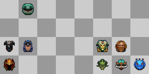 auto chess cut position