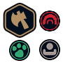 9-warriors-2-beasts-2-human-2-cave-clan logo