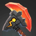 dragon blood axe