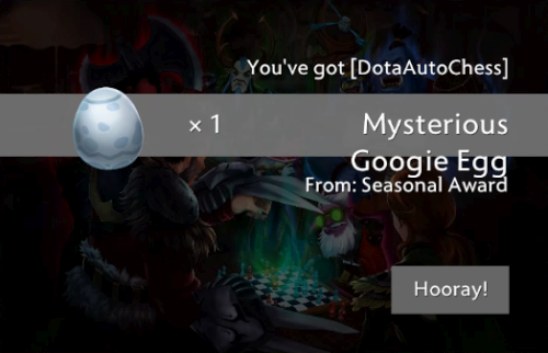 auto chess mysterious googie egg